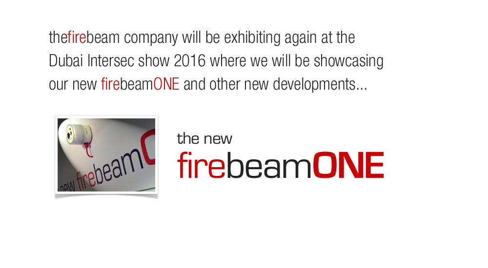 The new Fire Beam ONE. Click for more details...