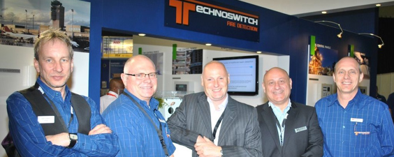 IFSEC South Africa 2012