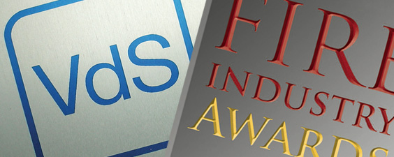 Fire Beam Awards & Approvals